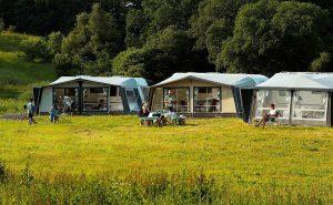 camping - tente