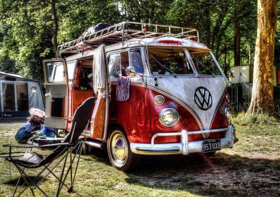 camping - volkswagen