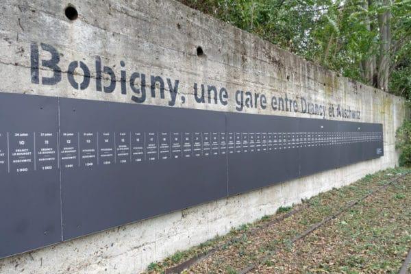 Bobigny - Auschwitz