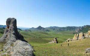 Mongolie Terelj parc