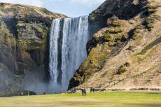 Islande - Cascade
