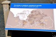 Islande - Panneau - Plaque tectonique