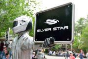 Europa Park - panneau silver star