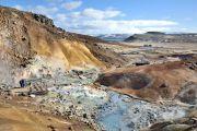Islande - Krysuvik - paysage