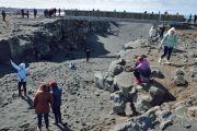 Islande - Touriste en Islande