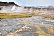 Islande - Site de Geysir