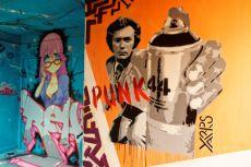 Graffiti REHAB - Punk 44